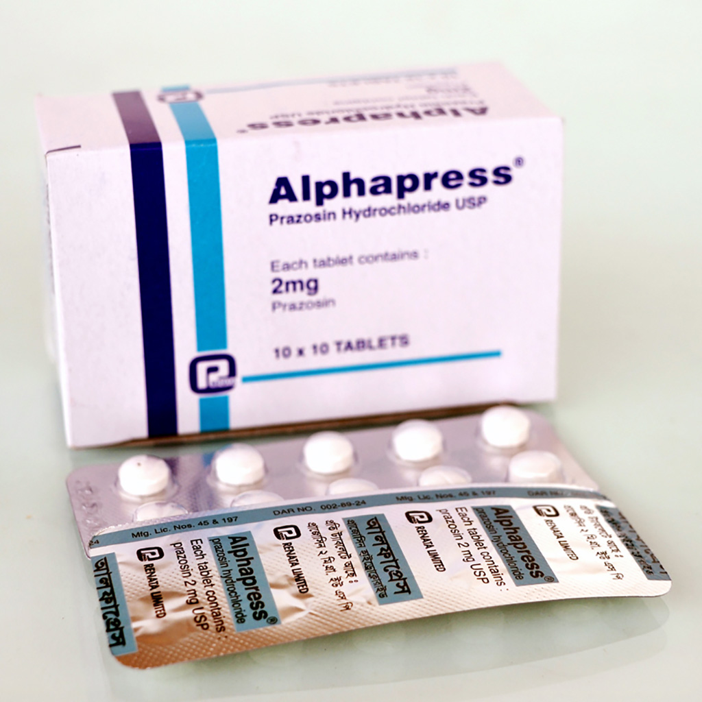 Pharmaceuticals Alphapress Tablet Annual Alpha Select