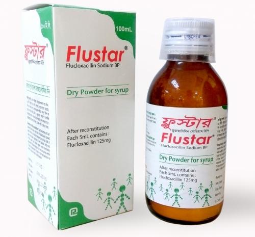 Fluster Syrup