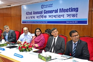 42nd General Annual Meeting