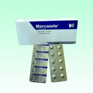 Mercazole Tablet